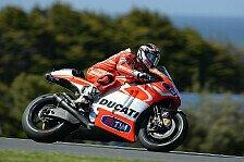 MotoGP - Erstmals seit Mugello in vorderen Reihen: Dovizioso: Unkonzentriert nach Wartezeit