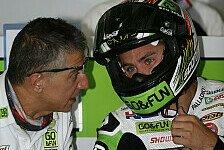 MotoGP - Auf nasse Stelle gekommen: Bautista �rgert sich �ber Sturz