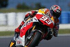 MotoGP - Das Wetter im Fokus: Marquez: Wir sind alle nur Menschen