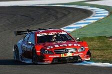 DTM - Zehn ist keine schlechte Zahl: Rennkalender: Fahrer pl�dieren f�r mehr Rennen