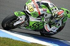 MotoGP - Staring nach Disqualifikation entt�uscht: Bautista: Ohne Reifen-Vorschrift aufs Podest