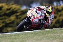 MotoGP - Erster Top-Ten-Startplatz: Hernandez l�sst Iannone klar hinter sich