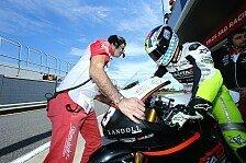 Moto2 - Ein Wochenende zum Vergessen: St�rze und Fr�hstart f�r Schr�tter