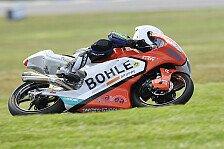 Moto3 - Finsterbusch durch Crash gebremst: Gr�nwald bedankt sich f�r die Chance