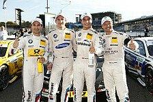 DTM - Bilderserie: Hockenheim II - BMW-Stimmen zum Qualifying