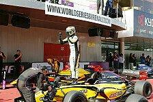 WS by Renault - Triumph in Barcelona: Magnussen fixiert Titel mit Sieg