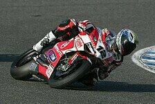 Superbike - Unerwartetes Ergebnis f�r Ducati-Gaststarter: Deb�tant Fores brilliert mit Starplatz acht