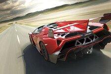 Auto - Meisterwerk f�r Liebhaber der Ingenieurskunst: Lamborghini Veneno Roadster