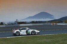 WEC - Man h�tte fahren k�nnen: Porsche �bt Kritik am Fuji-Abbruch