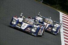 WEC - Endlich den Sieg einfahren: Toyota Racing st�rmt Zielflagge entgegen