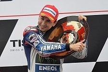 MotoGP - Bilderserie: Australien GP - Jorge Lorenzo feiert 50. GP-Sieg