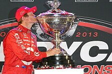 IndyCar - Wilson nach Unfall verletzt: Will Power siegt, Scott Dixon neuer Meister