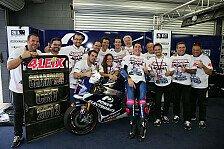 MotoGP - �berlegener Triumph: Espargaro kr�nt sich zum CRT-Champion