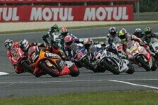 MotoGP - Kuriosit�tenkabinett CRT: R�ckblick: CRT-Klasse