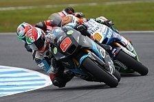 MotoGP - Pesek stellt sein Motorrad ab: Wieder keine Punkte bei Ioda