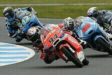 Moto3 - Podium als Minimalziel: Folger: Wut im Bauch als Antrieb f�r Motegi