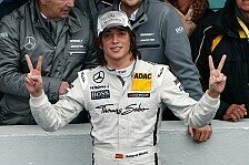 DTM - Hinweis auf einen Wechsel?: Merhi testet Formel Renault 3.5