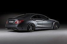 Auto - Eleganter Muskelprotz: Prior zeigt den Mercedes CLS PD550 Black Edition