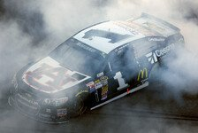 NASCAR - Johnson ist neuer Tabellenf�hrer: McMurray gewinnt unter Gelb in Talladega