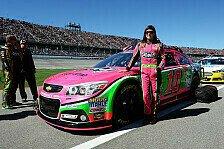 NASCAR - Weniger Ausreden: Danica Patrick sp�rt den Druck