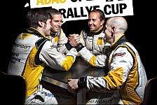 ADAC OPEL Rallye Cup - ADAC Sportpr�sident Tomczyk im Vorauswagen: Opel im Mittelpunkt der ADAC 3-St�dte-Rallye