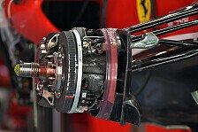 Formel 1 - Ein Schwachpunkt nach dem anderen: Ferrari: R�ckkehr zu Pushrods
