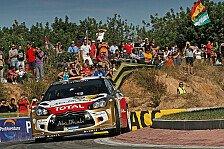 WRC - Bilder: Rallye Spanien - Shakedown & Qualifying