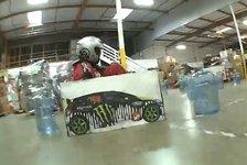 Mehr Motorsport - Echtes Racing - mit Affe: Video - Ken Block? Hier kommt Ken Box!