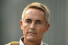 Formel 1 - Whitmarshs Alptraum-Saison: McLaren-Desaster Folge von 2012er-Durchh�nger?