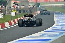 Formel 1 - Bei Lotus hängt der Haussegen schief