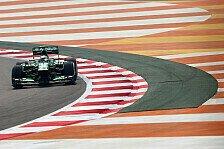 Formel 1 - Auch Caterham hadert mit den weichen Reifen: Van der Garde: Einer der besten Freitage