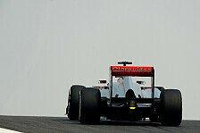 Formel 1 - Schwierige Zeiten schwei�en zusammen: Button: McLaren nun eine Familie