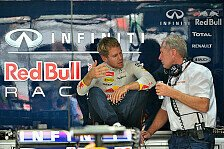 Formel 1 - Blog - Vettel und die ewige Titel-Tiefstapelei