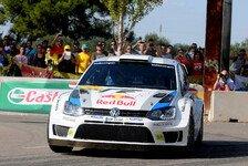 WRC - Ogier f�llt zur�ck: Latvala als F�hrender auf die Schotterpisten
