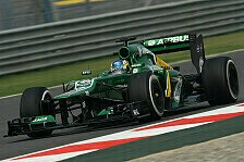 Formel 1 - Rauswurf trotz Vertrag: Pic: Details zu seinem Aus bei Caterham