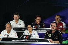 Formel 1 - Alle geh�ren dazu: Neue Strategy Group: Sauber beschwert sich