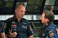 Formel 1 - Horner zu Newey: Verträge sind nichts wert