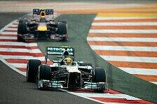 Formel 1 - Hinter Red Bull alles m�glich: Die Favoriten-Analyse zum Samstag