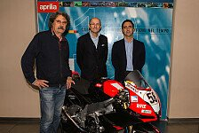 MotoGP - Ein Superbike f�r das Museum: Aprilia schenkt Simoncelli-Stiftung Motorrad
