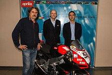 MotoGP - Aprilia schenkt Simoncelli-Stiftung Motorrad