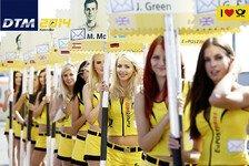 DTM - Bilder des Jahres: Girls