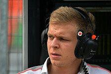 Formel 1 - So bereit wie realistisch m�glich: Kevin Magnussen: Raus aus dem Kokon