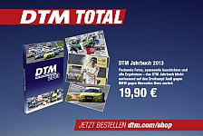 DTM - Jetzt zu haben: das DTM Jahrbuch 2013 und Hochglanz-Kalender 2014: Fan-Service: Die besten DTM-Weihnachtsgeschenke