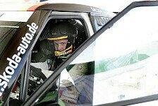 WRC - Generalprobe f�r sechsten WRC-Start gelungen: Wiegand bereit f�r eine Million Kurven
