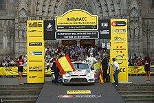 WRC - Bilderserie: Rallye Spanien - Die Stimmen nach Tag 1
