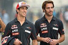 Formel 1 - Die Suche nach dem Cockpit: Vergne: Ricciardo als T�r�ffner f�r 2015?