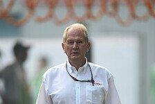 Formel 1 - Zwei Eisen im Feuer: Dr. Helmut Marko: �berrascht von Webber