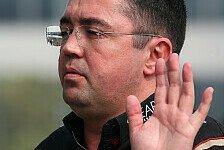 Formel 1 - Formel 1 macht �bergangszeit durch: Acht Teams: Boullier widerspricht Parr
