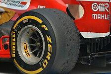 Formel 1 - Let it rain!: Best�tigt: Pirelli bleibt drei weitere Jahre