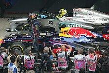 Formel 1 - Der Unbekannte, der Vettel-B�ndiger und der B�r: Das Dream-Team der Saison 2013